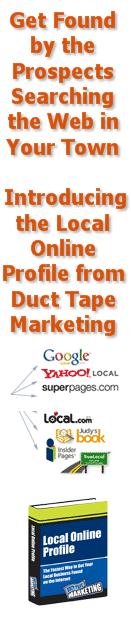 Local Business Online Profile